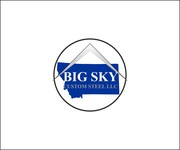 Big Sky Custom Steel LLC Logo - Entry #81