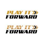 Play It Forward Logo - Entry #206