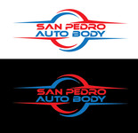 San Pedro Auto Body Logo - Entry #2