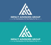 Impact Advisors Group Logo - Entry #10