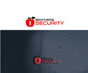 Brothers Security Logo - Entry #216