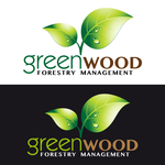 Environmental Logo for Managed Forestry Website - Entry #29