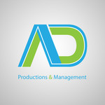 Corporate Logo Design 'AD Productions & Management' - Entry #71