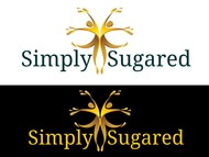 Simply Sugared Logo - Entry #61