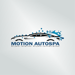 Motion AutoSpa Logo - Entry #98