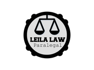 Leila Law Logo - Entry #92