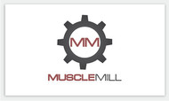 Muscle MIll Logo - Entry #5