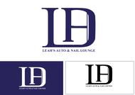 Leah's auto & nail lounge Logo - Entry #208
