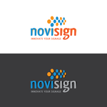 NoviSign Logo - Entry #50