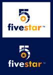 Five Star Logo - Entry #41