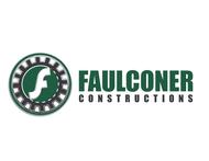 Faulconer or Faulconer Construction Logo - Entry #355