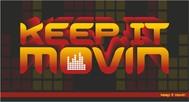 Keep It Movin Logo - Entry #469