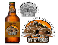 Breakneck Lager Logo - Entry #89