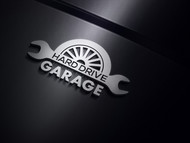 Hard drive garage Logo - Entry #74