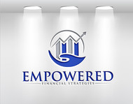 Empowered Financial Strategies Logo - Entry #215