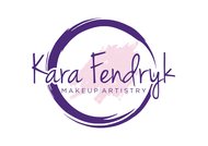 Kara Fendryk Makeup Artistry Logo - Entry #26