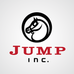 Jump Inc Logo - Entry #33