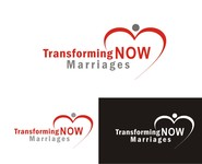 Your MISSION : Transforming Marriages NOW Logo - Entry #19