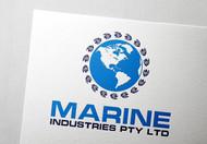 Marine Industries Pty Ltd Logo - Entry #12