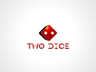 Two Dice Logo - Entry #33