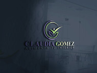 Claudia Gomez Logo - Entry #136