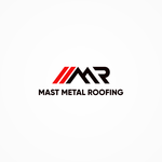 Mast Metal Roofing Logo - Entry #213