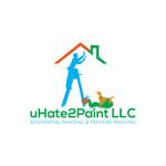 uHate2Paint LLC Logo - Entry #88