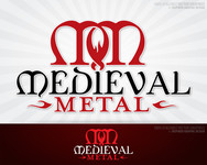 Medieval Metal Logo - Entry #85