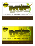 Logo design wanted for law office - Entry #37