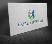 Core Physical Therapy and Sports Performance Logo - Entry #50
