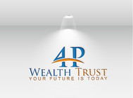 4P Wealth Trust Logo - Entry #146
