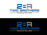Two Brothers Roadhouse Logo - Entry #67