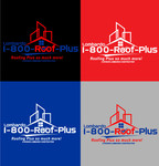 1-800-Roof-Plus Logo - Entry #59