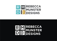 Rebecca Munster Designs (RMD) Logo - Entry #114