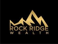 Rock Ridge Wealth Logo - Entry #442