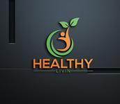 Healthy Livin Logo - Entry #568
