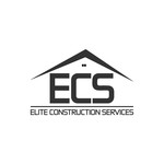 Elite Construction Services or ECS Logo - Entry #249