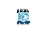 Pixel River Logo - Online Marketing Agency - Entry #254
