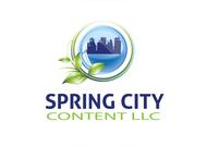 Spring City Content, LLC. Logo - Entry #3