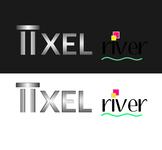 Pixel River Logo - Online Marketing Agency - Entry #207
