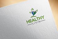 Healthy Livin Logo - Entry #254