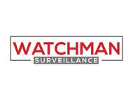 Watchman Surveillance Logo - Entry #266