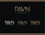Either Midtown Pawn Boutique or just Pawn Boutique Logo - Entry #63
