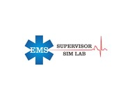 EMS Supervisor Sim Lab Logo - Entry #17