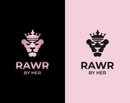 Rawr by Her Logo - Entry #207