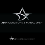Corporate Logo Design 'AD Productions & Management' - Entry #133