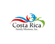 Costa Rica Family Missions, Inc. Logo - Entry #60