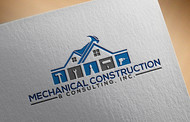 Mechanical Construction & Consulting, Inc. Logo - Entry #56