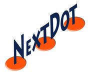 Next Dot Logo - Entry #256