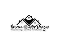Rebecca Munster Designs (RMD) Logo - Entry #104